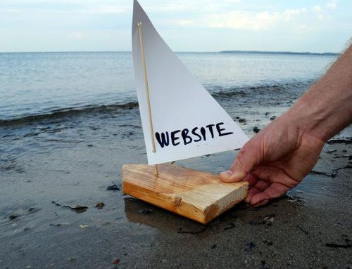 Er nettsiden dårlig besøkt?